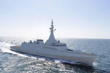 LIMA 2019: CMS-NCI Could Provide Total Joint Ops Capability to RMN LCS Frigates