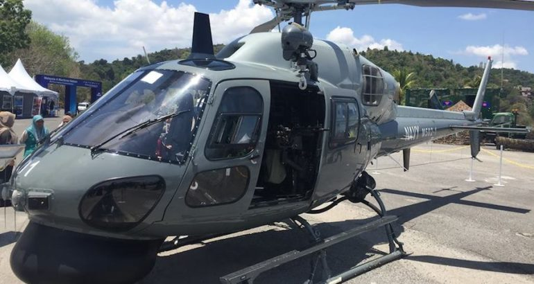 The Royal Malaysian Navy's fleets of Super Lynx Mk 100 and AS 555 SN Fennec (renamed H125M) helicopters are celebrating 15 years of operational service, the service praised today at LIMA Aerospace and Maritime exhibition in Langkawi, Malaysia.