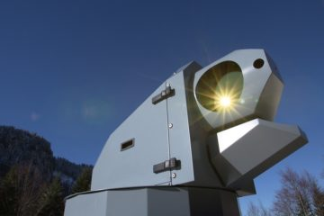 Rheinmetall Making Progress with Laser Weapon Technology