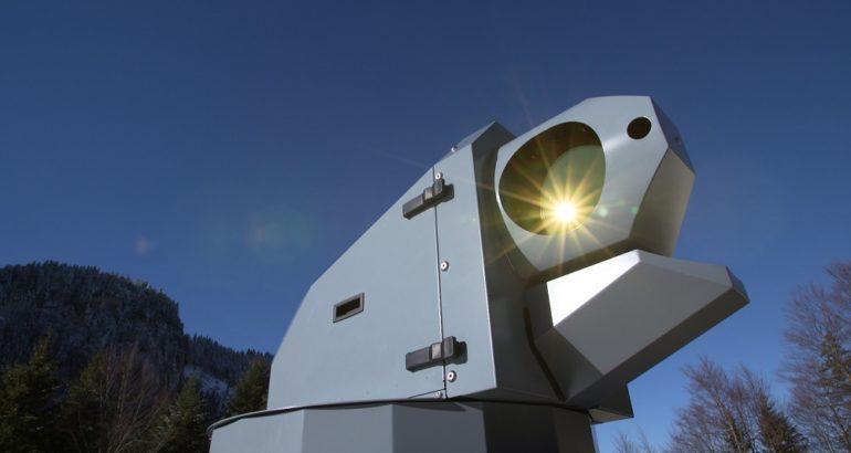 Rheinmetall Making Progress with Laser Weapon Technology