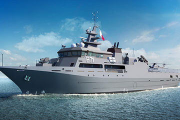 Rolls-Royce to supply propulsion package for new Patrol Vessel for Malta