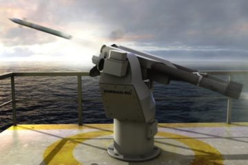 Simbad-RC VSHORAD system selected for Philippine Navy's future frigates