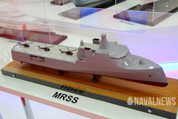 TAIS unveils proposal for the RMN future MRSS tender