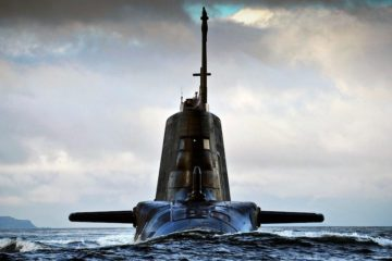 Thales UK funded for work on Astute-class Submarines Sensors Suite