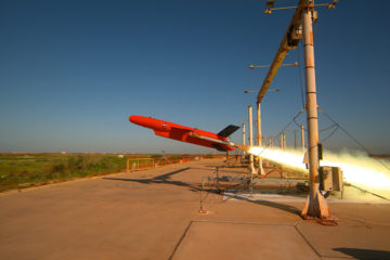 US Navy's BQM-177A Sub-Sonic Aerial Target reaches IOC