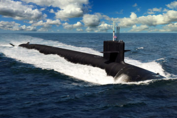 GDEB awarded $9.5 billion by U.S. Navy for Columbia-class submarines
