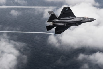 US Navy's F-35C carrier-capable fighter jet reached IOC