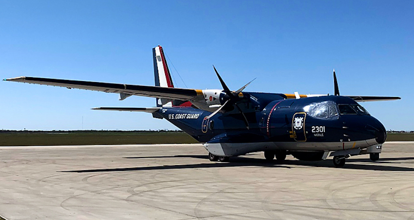 The US Coast Guard transferred another upgraded HC-144B Ocean Sentry aircraft and its ninth HC-130J Super Hercules surveillance aircraft outfitted with the Minotaur Mission System into its fleet, the service said on March 13, 2019.