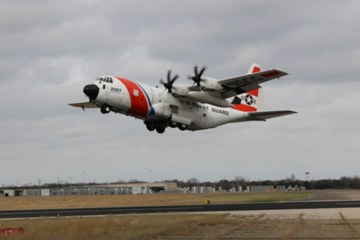 USCG adds upgraded HC-144B Ocean Sentry and missionized HC-130J into the fleet