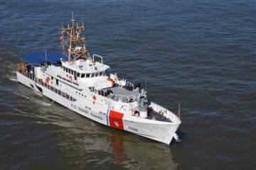 USCG commissions the 30th Fast Response Cutter