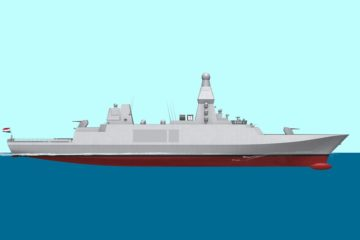 Video: Thales AWWS for the Future Dutch and Belgian Frigates