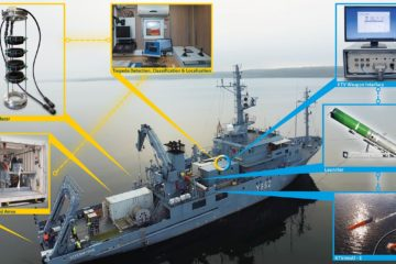 Successful Sea Trials for Atlas Elektronik' SeaSpider Anti-Torpedo System