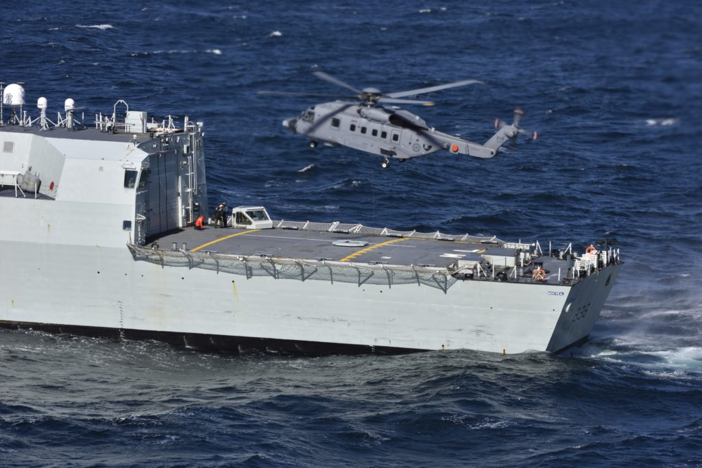 16th and 17th CH-148 Cyclone Maritime Helicopter Delivered to Canada 2
