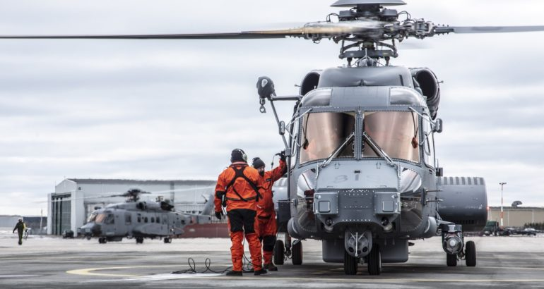 16th and 17th CH-148 Cyclone Maritime Helicopter Delivered to Canada