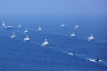 China to celebrate PLAN's 70th Anniversary with Large Fleet Review