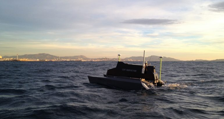 DGA Issues RFI for 20 Unmanned Surface Vessels for French Navy Missions