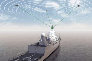 HENSOLDT Unveils NESIS 4000 Next-Gen Naval IFF System