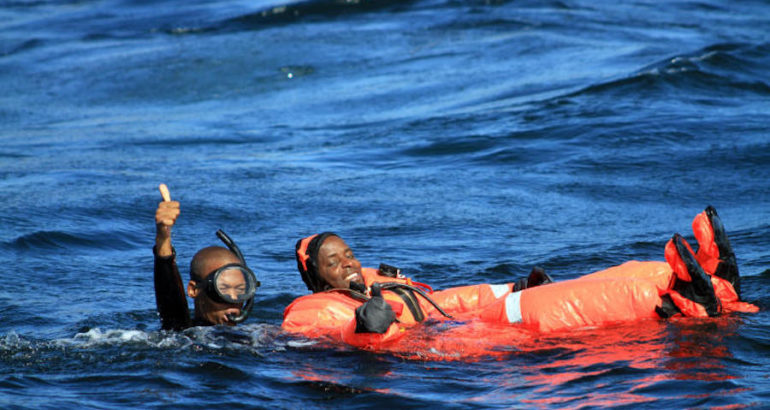 South African Navy sailors recently tested a new submarine escape system through the Tower Escape Safety System Project (TESS), the service press office stated on April 25.