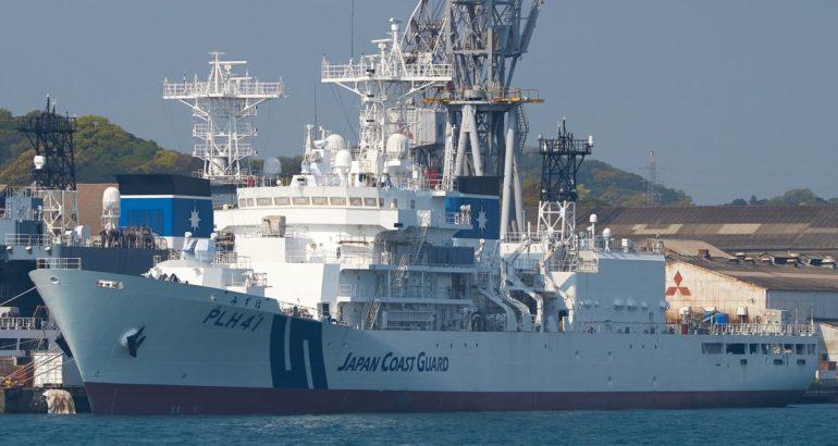[JCG] Garde-Côtes du Japon - Page 22 Japan-Coast-Guard-New-6000-Tons-Patrol-Vessel-PLH-41-Mizuho-Fitted-with-40Mk4-Main-Gun-1-770x410