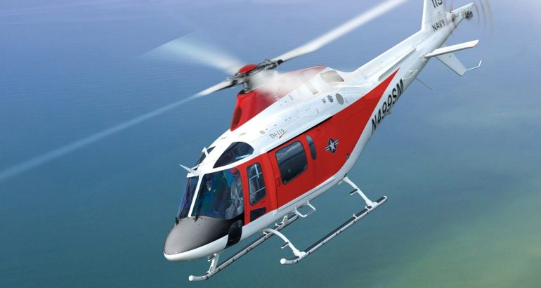 Leonardo picks TH-119 for US Navy training helicopter RFP