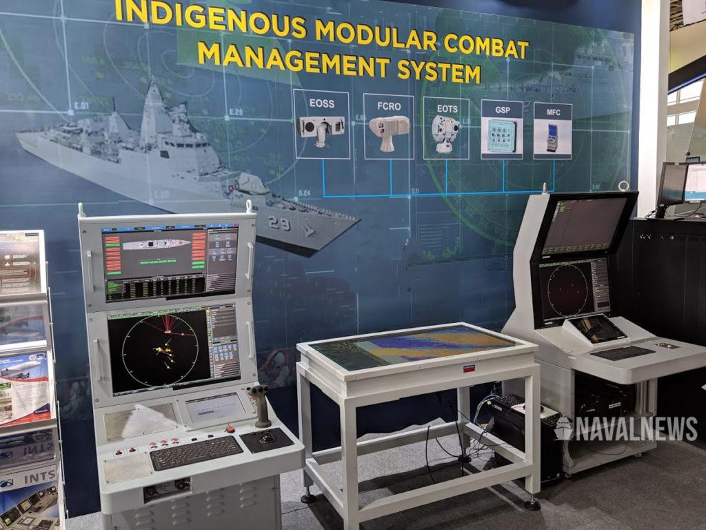 Marine Crest Technology Indigenous CMS for Malaysian Lekiu-class Frigates 1