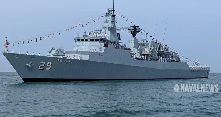 Marine Crest Technology Indigenous CMS for Malaysian Lekiu-class Frigates 4