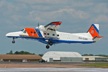 Netherlands Coastguard Looking for New Maritime Surveillance Aircraft