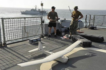 New 360 Multi-Sector Antenna Expands Puma AE UAS Operational Capabilities for Maritime Missions