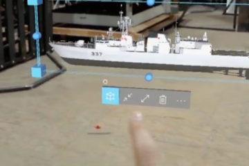Royal Canadian Navy to Use Mixed Reality for Vessel Repairs and Maintenance