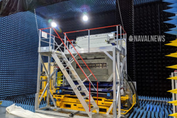 Video: Thales Delivers First SeaFire Radar Array Ahead of Schedule