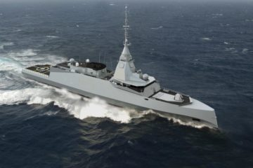 iXblue Delivers Navigation System for France's 1st FDI Frigate