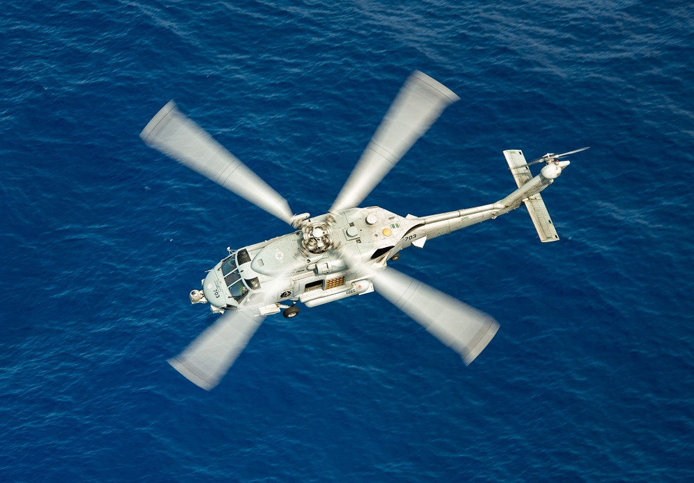 U.S. Approves Sale of 24 MH-60R Maritime Helicopters for Indian Navy