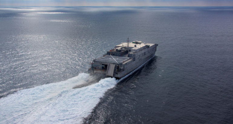 U.S. Navy Awards Austal USA Contract for Expeditionary Fast Transport Ships 13 & 14