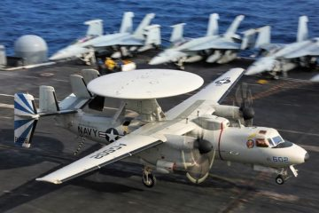 U.S. Navy Procures 24 E-2D Advanced Hawkeye Aircraft