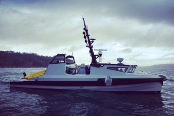 UK MoD Boosts Royal Navy Funding for Drones and Unmanned MCM Vessels