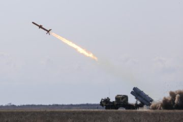 Ukraine's Neptune Anti-Ship Missile, 360MTS Coastal Missile System Factory Trials