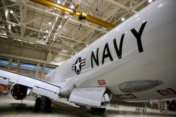 AAR delivers first overhauled P-8A MPA to US Navy