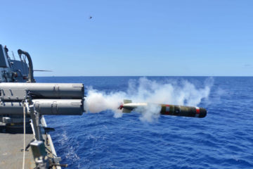 Canada requests Mk 54 lightweight torpedo conversion kits