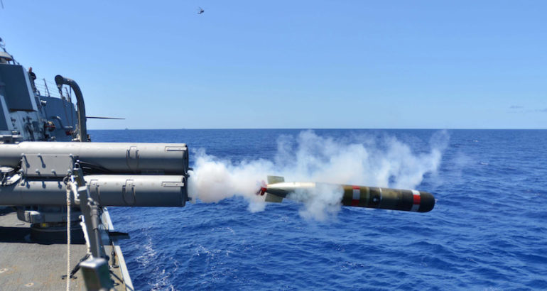 Canada is requesting a US$387 million order for 425 Mk 54 lightweight torpedo conversion kits through the US Foreign Military Sales program, the Defense Security Cooperation Agency stated on May 17, 2019.