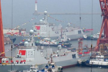 China Launched 60 Type 056 Corvettes & 20 Type 052D Destroyers in 7 Years