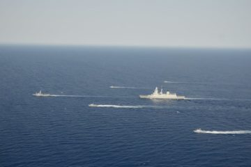 Cyprus plans Mari naval base expansion to host French Navy ships