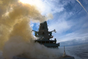 Formidable Shield 2019: Type 45 Destroyer Intercepts Supersonic Target