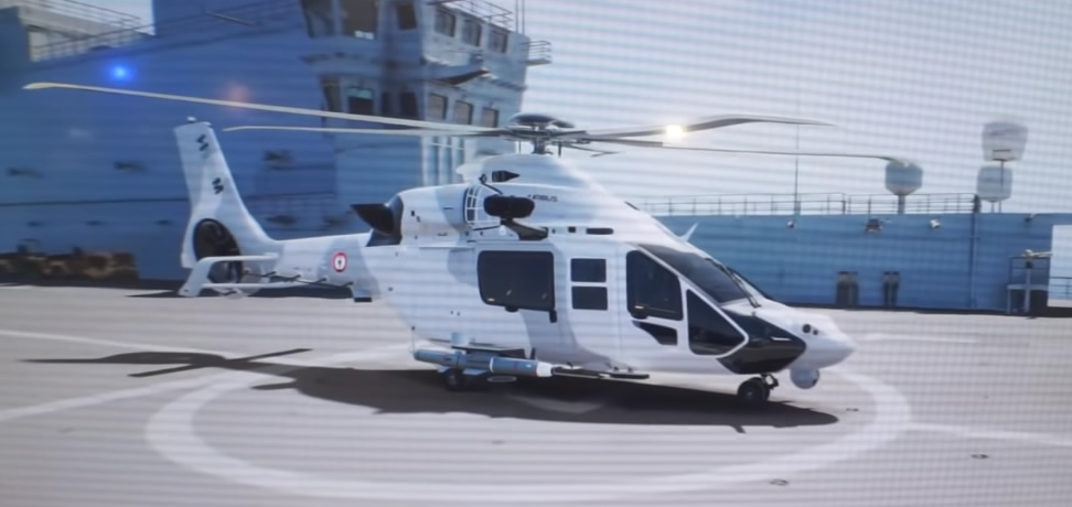 French MoD Names Future Light Joint Helicopter