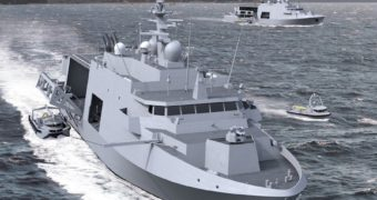 Belgium officially signs with BNR for 12 MCM Vessels and equipment