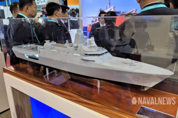 IMDEX 2019: DAMEN to Answer Singapore's MRCV Requirement with Fit for Purpose CROSSOVER Design