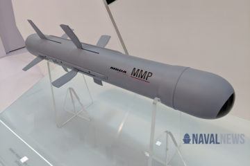 IMDEX 2019: MBDA's MMP Goes to Sea