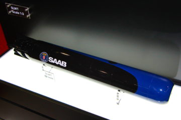 IMDEX 2019: Saab pitches SLWT torpedo system in Singapore