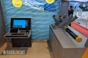 IMDEX 2019: Terma to Provide C-Series Combat Suite for KCR-60 vessels of TNI AL