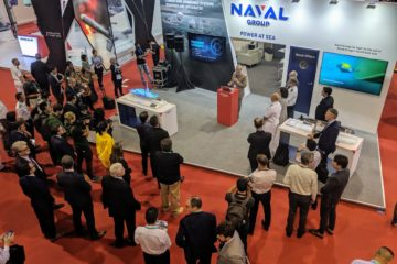 IMDEX 2019 video: Naval Group R&D Activites in Singapore and Belharra Frigate