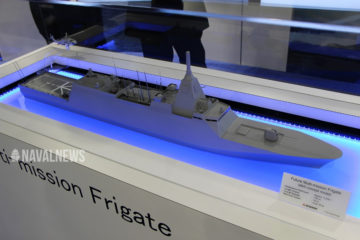 JMSDF Future Frigate to Feature Futuristic 360° Augmented Reality Wall